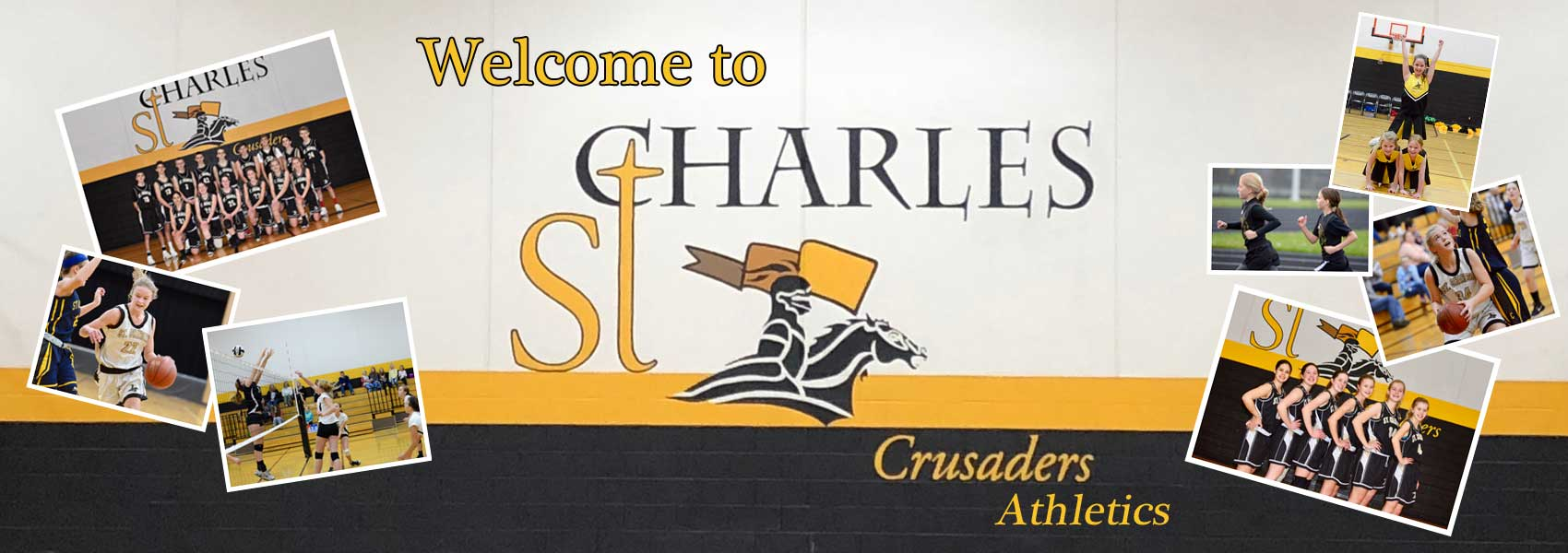 St. Charles Athletics welcomes you